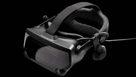 Index VR: Valve presentó su casco de realidad virtual de 999 dólares