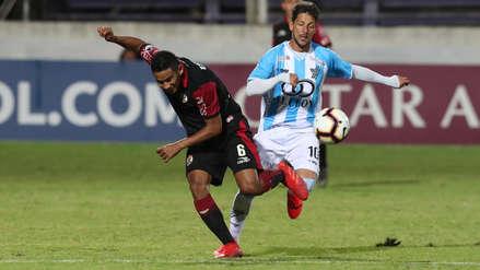 UTC cayó a manos de Atlético Cerro y fue eliminado de la Copa Sudamericana