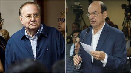 Poder Judicial dictó prisión preventiva para Luis Nava y arresto domiciliario para Miguel Atala