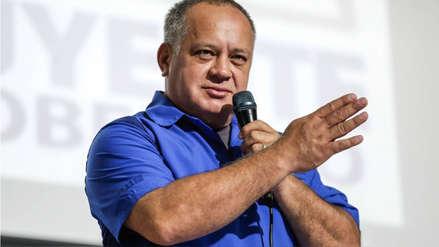 Diosdado Cabello dice que están