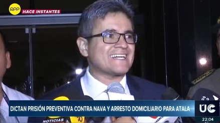 José Pérez pide a la Fiscalía investigar quiénes integran el
