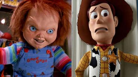 Chucky mata a Woody de Toy Story en nuevo afiche promocional del remake de