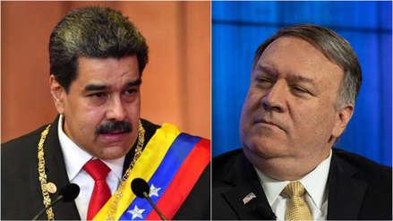 Maduro negó versión de Pompeo de que planeaba huir a Cuba: