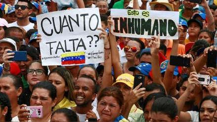Venezuela: estas son las cifras económicas de un país en crisis