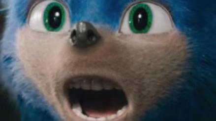 Primer tráiler de la película de Sonic The Hedgehog genera horror en las redes sociales