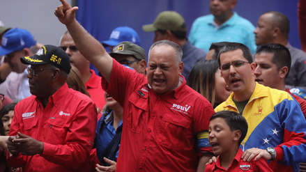 Diosdado Cabello llama a chavistas a palacio presidencial para