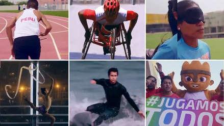 Lima 2019: se publicó el video oficial de la canción de los Juegos Panamericanos y Parapanamericanos