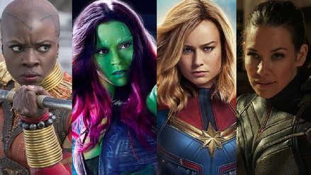 Iron Man comparte emotiva foto de las superheroínas que se lucen en