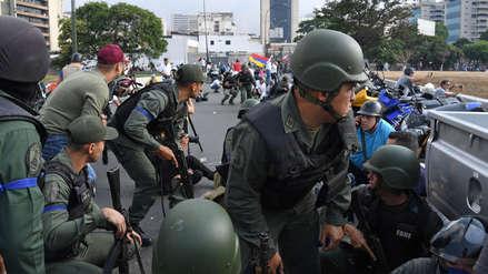EE.UU. afirma que acción militar en Venezuela es posible,