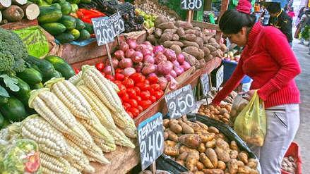 Inflación: Precios al consumidor subieron 0.20% en abril, reportó el INEI