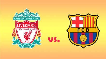 Barcelona y Liverpool EN VIVO: horarios del mundo y canales de TV del partido de vuelta por la semifinal de la Champions League