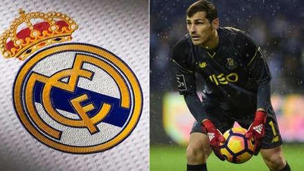 """Real Madrid envió mensaje de apoyo a Iker Casillas: """"Ánimo capitán"""