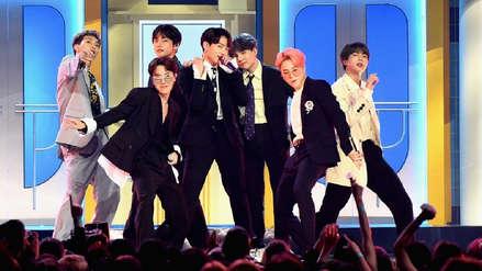 Billboard Music Awards: Así fue la increíble presentación de la agrupación coreana BTS