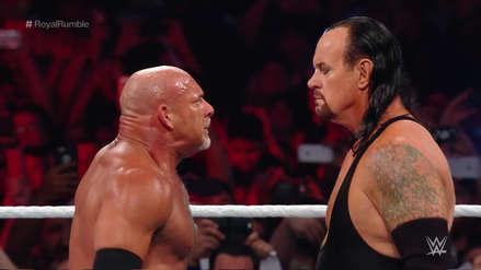 WWE: Goldberg y The Undertaker serán parte del próximo evento de lucha libre en Arabia Saudita