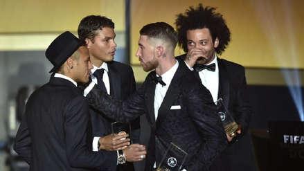 Neymar confesó a Marcelo que quiere jugar en el Real Madrid, según prensa