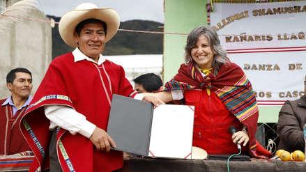 Entregan declaratoria de Patrimonio Cultural de la Nación alaDanza de los Guerreros Cascabeleros de Kañaris
