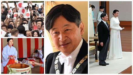 Japón abre nueva era imperial: 20 imágenes de la proclamación del emperador Naruhito