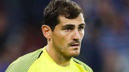 Iker Casillas sufrió un infarto en el entrenamiento del Porto