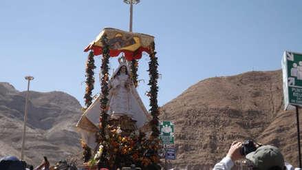 Virgen de Chapi | Las imágenes de la devoción de miles de fieles a la Patrona de Arequipa