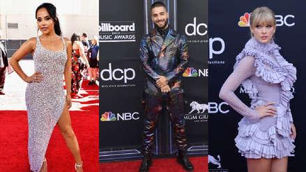 Billboard Music Awards 2019: Así fue el desfile de las estrellas de la música por la alfombra roja