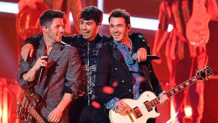 Billboard Music Awards 2019: Revive en imágenes la presentación de los Jonas Brothers