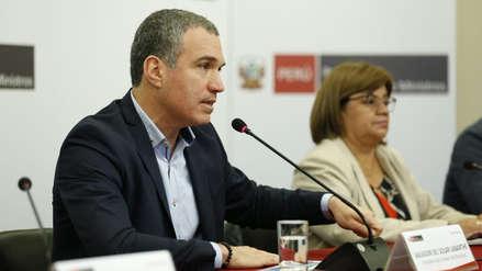 """Salvador del Solar: """"No me parece responsable hablar de cierre del Congreso ni de vacancia"""""""