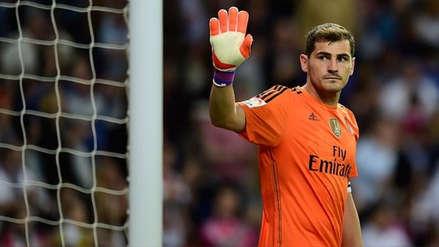Es muy difícil que Iker Casillas vuelva a jugar al fútbol, según diario Marca