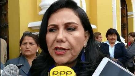 """Ministra de la Mujer retrocede en su propuesta de declarar a Trujillo como """"Ciudad de la Independencia"""""""