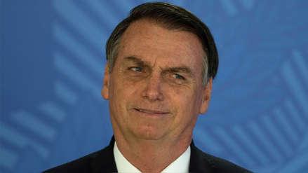 Jair Bolsonaro pidió a Dios que Cristina Fernández no vuelva al poder en Argentina