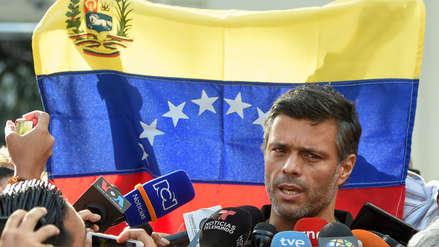 Leopoldo López advierte a Nicolás Maduro que habrá nuevos alzamientos militares en Venezuela