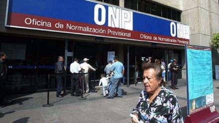 ¿Cuánto costará el incremento de pensiones a jubilados de la ONP?