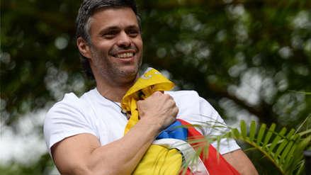 Chavismo ordenó el arresto del líder opositor Leopoldo López
