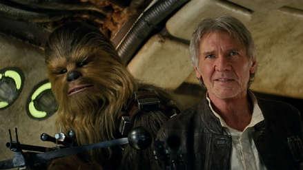 Peter Mayhew, actor detrás del traje de Chewbacca en