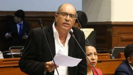 Congreso aprobó levantar la inmunidad parlamentaria a Edwin Donayre