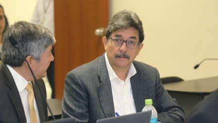 Poder Judicial evalúa pedido de prisión preventiva contra Enrique Cornejo