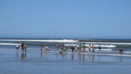 Escolar de 15 años desaparece en el mar de Trujillo