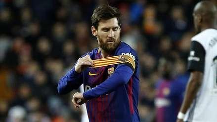 Los cincos datos que dejaron los 600 goles de Lionel Messi con Barcelona
