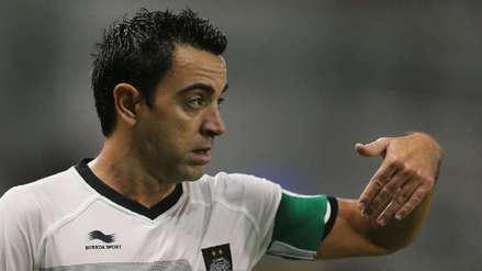 Xavi anunció su retiro del fútbol y reveló que será entrenador