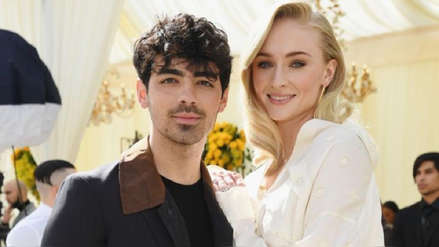 Así felicitó Joe Jonas a su esposa Sophie Turner por su nominación a los Premios Emmy