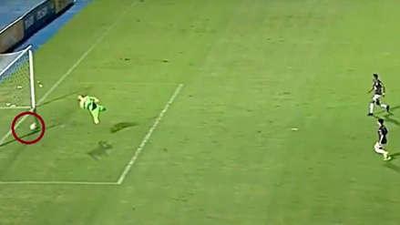 Este escandaloso gol que validaron desató una crisis en el fútbol paraguayo