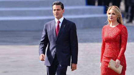 Angélica Rivera y Enrique Peña Nieto están divorciados: