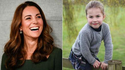 Kate Middleton comparte tiernas fotos por los cumpleaños de sus hijos Charlotte y Louis
