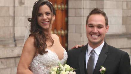 Vanessa Terkes y George Forsyth: Un amor que llegó al altar y terminó tras 8 meses de matrimonio