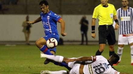 Alianza Lima desperdició una ventaja de 2 goles y terminó igualando con Carlos A. Mannucci en Trujillo