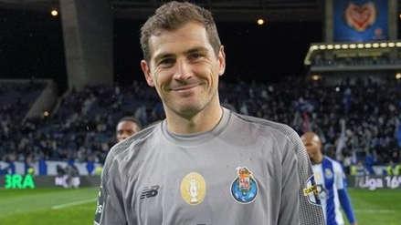 Iker Casillas salió de la unidad de cuidados intensivos y evoluciona favorablemente