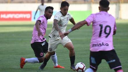 Gol de Alejandro Hohberg ante Sport Boys fue elegido como el mejor de abril en la Liga 1