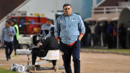 Junior despidió a Luis Fernando Suárez a menos de una semana de chocar ante Melgar