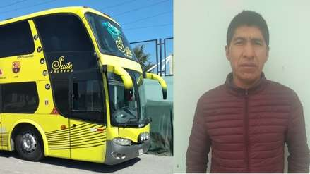 Arequipa | Chofer y copiloto manejaban ebrios un bus interprovincial con 40 pasajeros