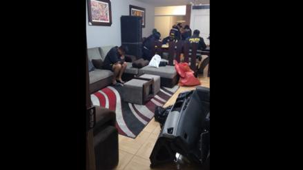 Arequipa | Dos policías detenidos en megaoperativo que desarticuló organización criminal dedicada al robo y venta de autopartes