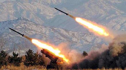 Corea del Norte lanzó